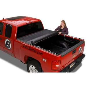 Bestop 17212 01 EZ Roll Black Large Tonneau Cover for Silverado/Sierra