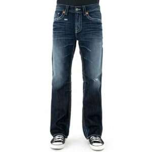 Big Star Mens Pioneer Boot Cut Jeans 38L