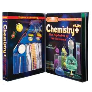 Science Wiz SCW7810 Science Wiz Chemistry Plus