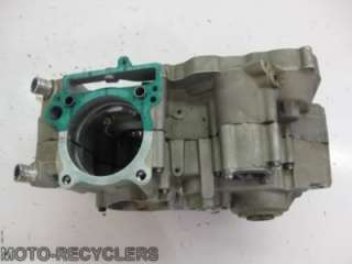 05 KTM 250SXF 250 engine cases crankcases 8