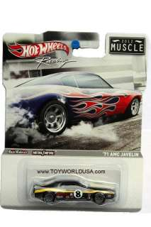 2012 Hot Wheels Racing Muscle 1971 AMC Javelin AMX