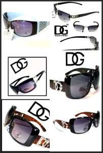 Wholesale Lot Womens DG Eyewear Fashion Sunglasses 12 Pairs   1 Dozen
