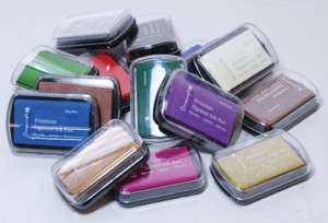 DOVECRAFT PREMIUM PIGMENT INK PAD ♥COLOUR CHOICES♥