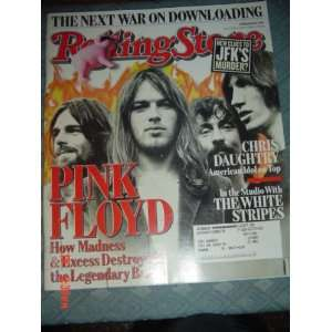 Rolling Stone Magazine April 5, 2007 Pink Floyd