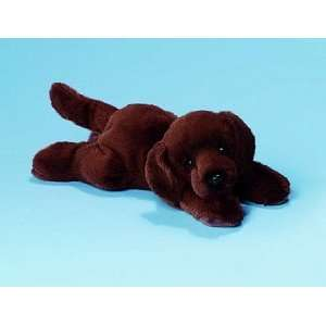 Russ Berrie Yomiko Chocolate Labrador 7.5 Toys & Games