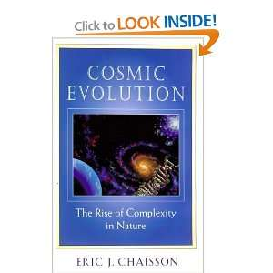 The Rise of Complexity in Nature [Hardcover] Eric J. Chaisson Books