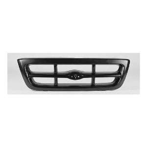 FORD TRUCK RANGER Grille assy 2WD; XLT; bright 1998 1999