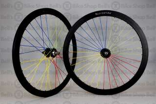 Velocity B43 Track Wheels BLACK RED BLUE YELLOW GREEN