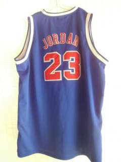 Michael Jordan High School Legends All American Jersey Limited Edition