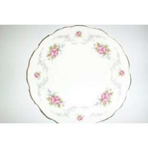 Albert Bone China Salad Plate. Pattern Tranquillity