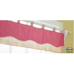 Window Valance For Boutique Girl DragonFly 13 PCS Crib Bedding Set
