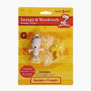 Snoopy Flying Ace/Woodstock Suction Cup Case Pack 12
