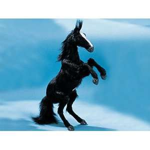 Horse 2 Legs Up Collectible Figurine Pony Statue