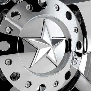 KMC XD Series Rockstar Chrome Plated