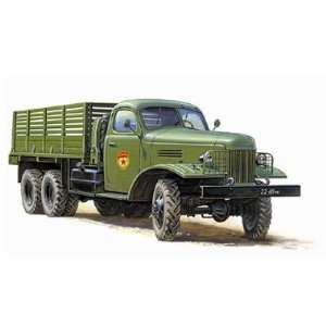 1/35 ZIS 151 Soviet Truck Model Kit Russian Union car