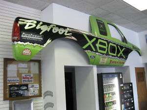 BIGFOOT Monster Truck Xbox Full Fiberglass Body Side