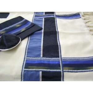 Double Blue Stripe Tallit