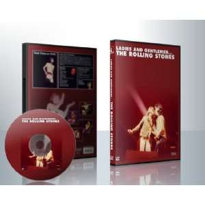Rolling Stones Live Ladies and Gentlemen72 DVD