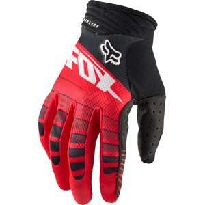 Fox Racing Airline Gloves Enterprize Red Automotive
