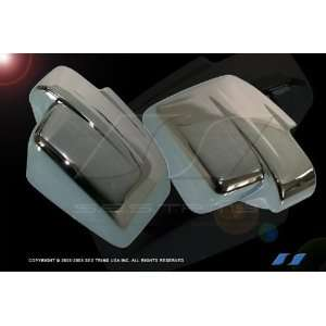 Dodge Nitro 2007 10 SES Chrome Mirror Covers Automotive