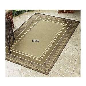 Area Rugs and Pads Clemmons Moss Color Indoor/outdoor Rug