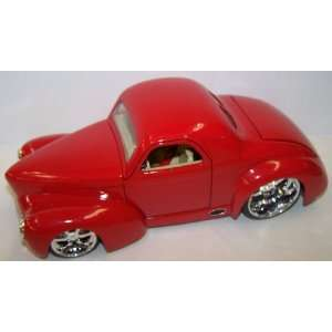 Jada Toys 1/24 Scale Diecast Dub City 1941 Willys Coupe in