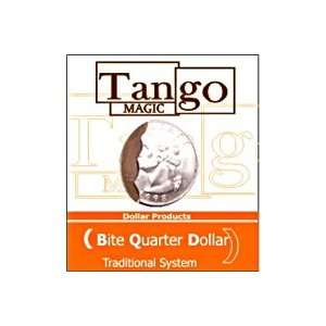 Out Quarter Tango coin money Magic tricks trick tv