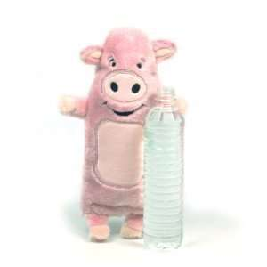 Eco Friendly Dog Toy  Water Bottle Buddies Pig