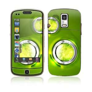 Push the Button Decorative Skin Cover Decal Sticker for Samsung Rogue