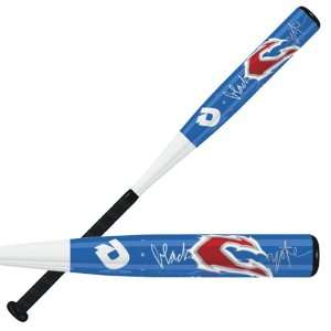 Demarini Black Coyote  11 Youth Baseball Bat BLUE/WHITE/RED