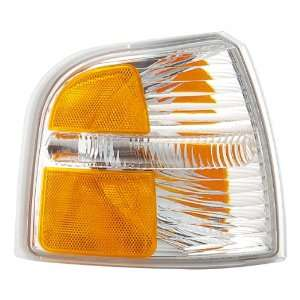 Eagle Eyes FR241 U100R Ford Passenger Side Park/Signal Lamp Lens and
