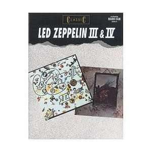 Alfred Publishing Led Zeppelin Classic Led Zeppelin III