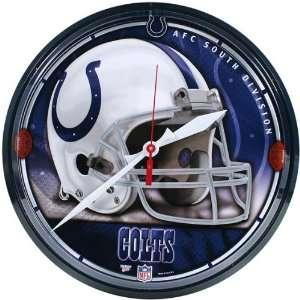 Indianapolis Colts   Helmet Wall Clock NFL Pro Football