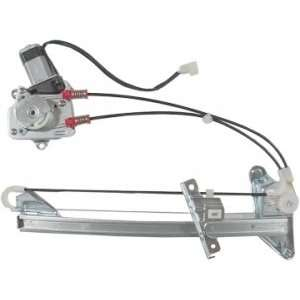 Ford Probe Front Power Window Regulator with Motor Driver