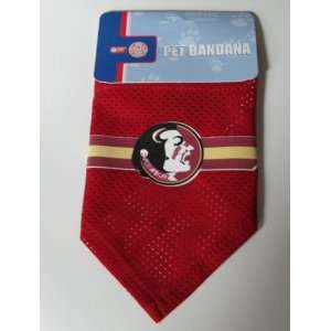 Florida State University Seminoles Pet Dog Football Jersey