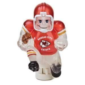 NFL Kansas City Chiefs Football Player Night Lights