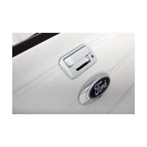 Accessories Chrome Tailgate Handle Covers 2004 2010 Ford F Series
