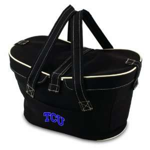 Horned Frogs Mercado Insulated Cooler Basket