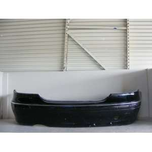 Mercedes Benz Clk Class Base Model Rear Bumper 04 09 Base Model Coupe