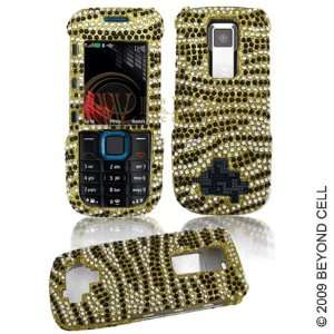 Nokia 5130 XpressMusic Cell Phone Full Crystal Diamonds