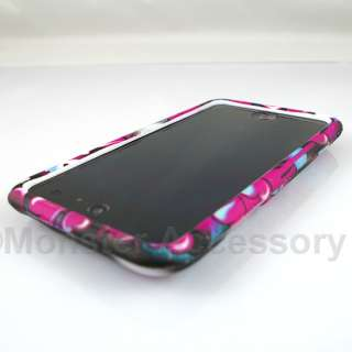 Graffiti Love Rubberized Hard Case Apple iPod Touch 4