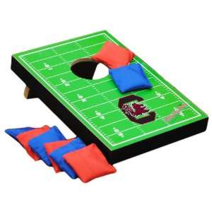 NCAA South Carolina Gamecocks Table Top Toss Game Sports