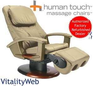 HUMAN TOUCH MASSAGE CHAIR HT 135 Cream Recliner Lounger