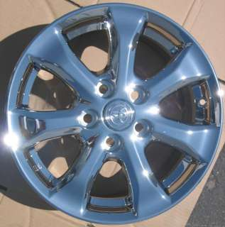NEW 16 FACTORY TOYOTA CAMRY CHROME WHEELS RIMS 2011 EXCHANGE YOUR
