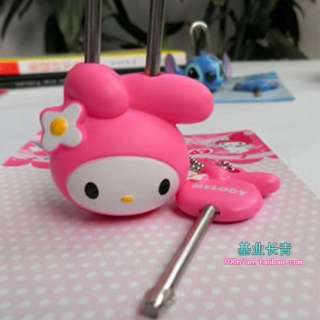 hello kitty cute Lock & Key,doraemon Stitch pooh spongebob cartoon