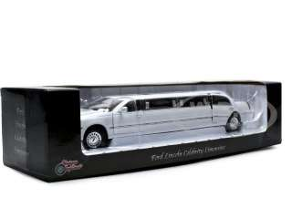 car model of Lincoln Town Car Celebrity Limousine die cast car by