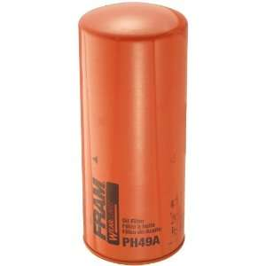 FRAM PH49AJS Heavy Duty Full Flow Lube Spin on Oil Filter Automotive