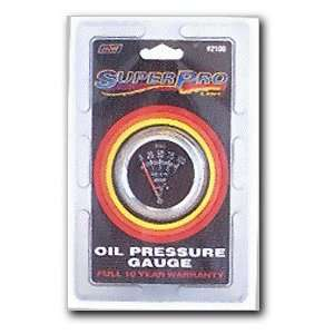 Make Waves 2100 Mechanical Oil Pressure Gauge  Uses # 8010
