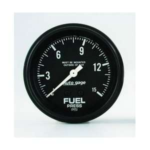 Auto Meter 2311 1 15 FUEL PRESSURE A/GAG Automotive