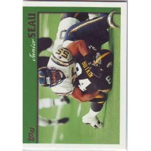 1997 Topps Football San Diego Chargers Team Set  Sports